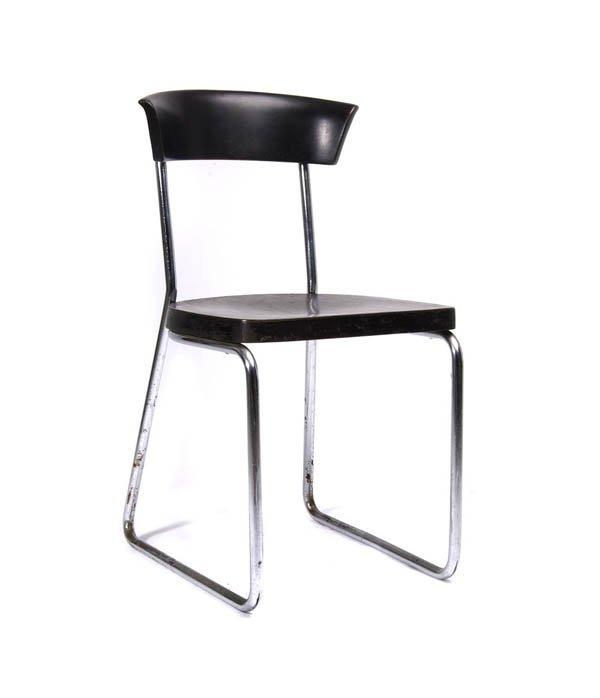 1004: BéWé (Bruno Weil), Chair, around 1930