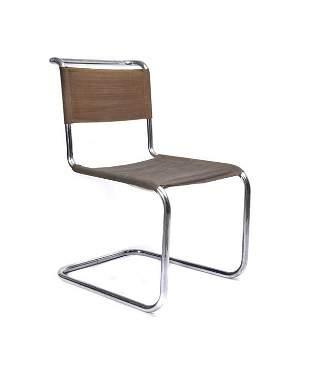 Marcel Breuer, Chair, 1927/28