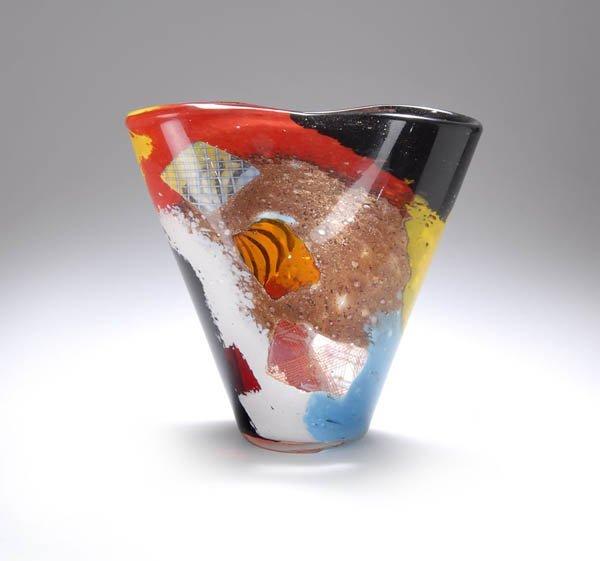 1436: Dino Martens, Vase 'oriente', 1952