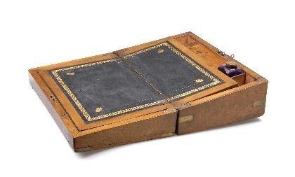 5: England, Writing case, 19th C.