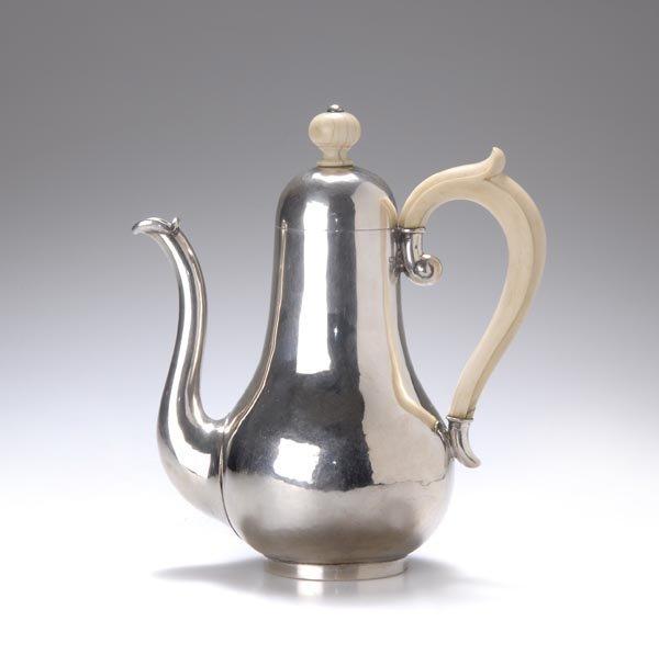22: Vienna, Mocca pot, 1862