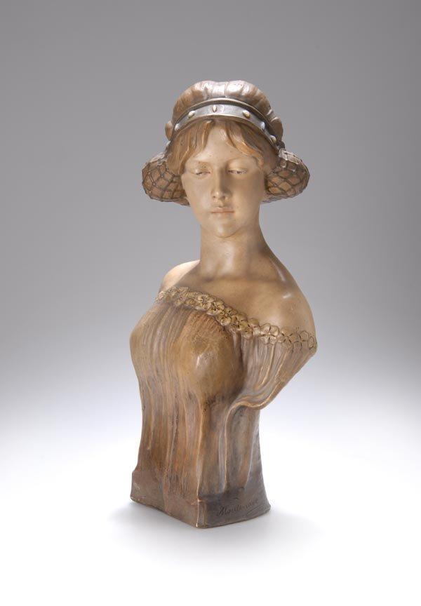 458: Friedrich Goldscheider, Wien, 'Montenave', um 1903