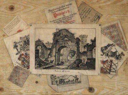 14A: Deutschland, Quodlibet, 18. Jahrhundert