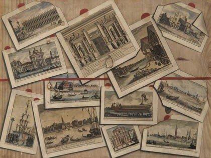 14B: Deutschland, Quodlibet 'Venedig', 18. Jahrhundert