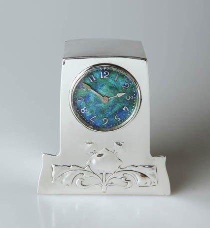 304: Archibald Knox, Clock, 1904