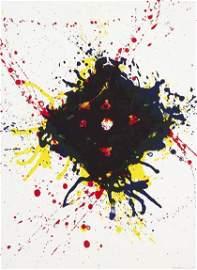 193: Sam Francis, Untitled, 1992