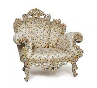 208: Alessandro Mendini, Arm chair 'Proust', 1979