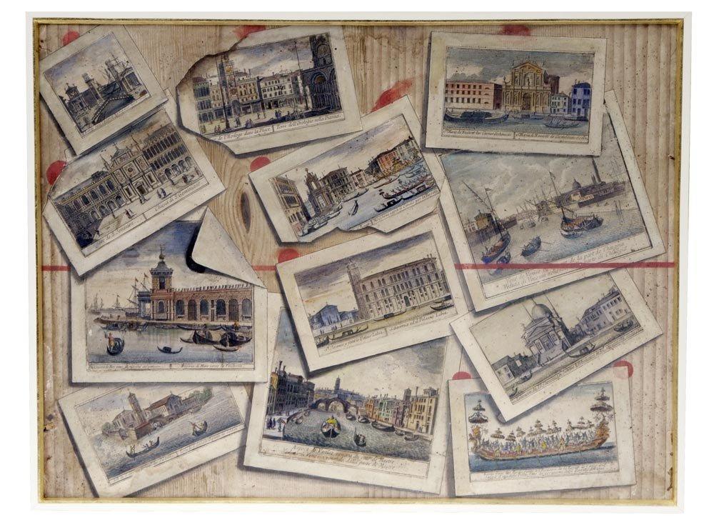 6: Deutschland, Quodlibet 'Venedig', 18. Jahrhundert