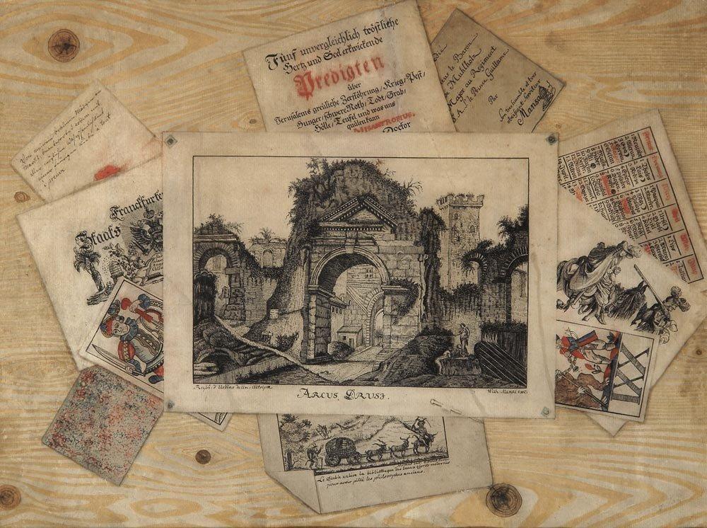 7: Deutschland, Quodlibet, 18. Jahrhundert