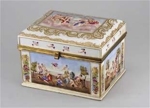 Porzellanmanufaktur von Capodimonte, Neapel, in de