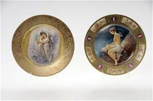 Porzellanmanufaktur Schlaggenwald zugeschrieben