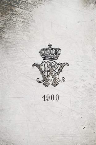 London, Présentoir, 1772