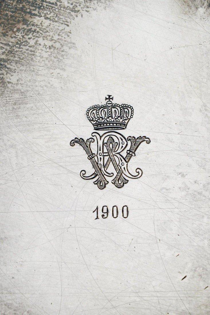 21: London, Présentoir, 1772