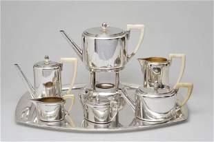 Rozet & Fischmeister, Hofjuweliere, Wien, Kaffee- u