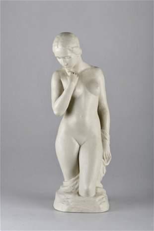 Rudolf Kaesbach, 'Sinnende', 1936