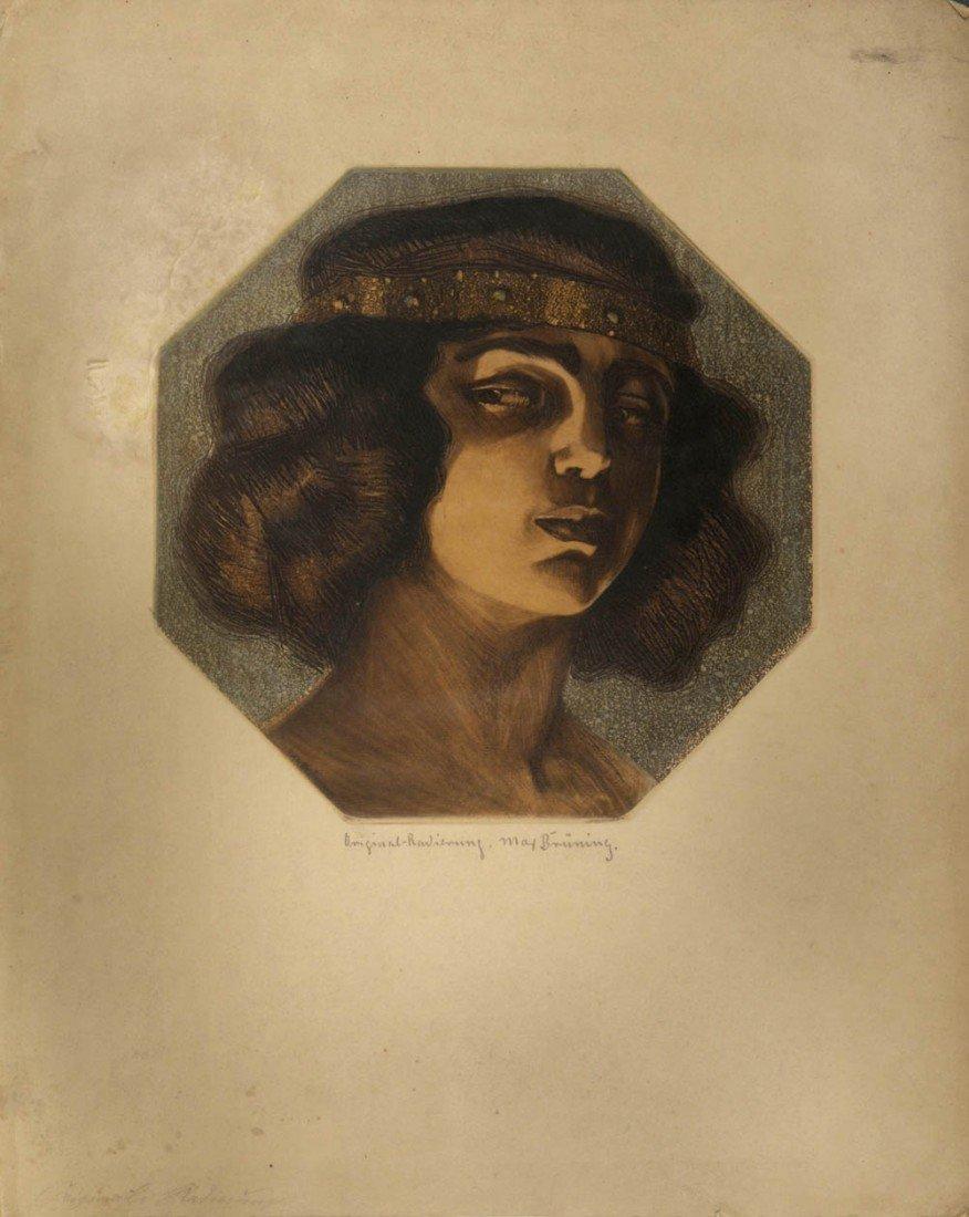 5: Max Brüning, Salome, um 1912