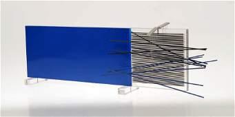 308: Jesús Rafael Soto, Ohne Titel (Vibration), 1969