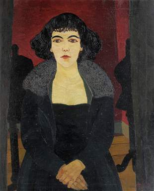 Josef Scharl, 'Midinette', 1930