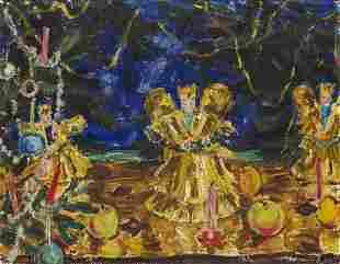 Arnold Balwé, 'Weihnachtsengel', um 1950