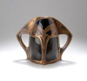 4: Peter Behrens   , Vase, um 1904