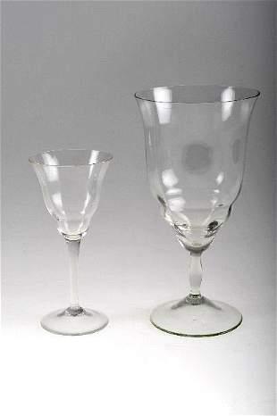 8: Peter Behrens, Pokalglas, 1898