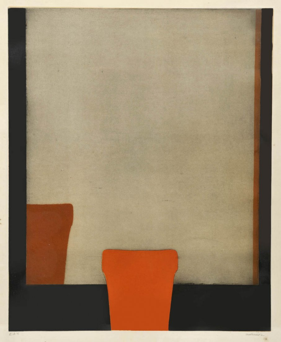 5: Doroteo Arnáiz, 'Un été', um 1970