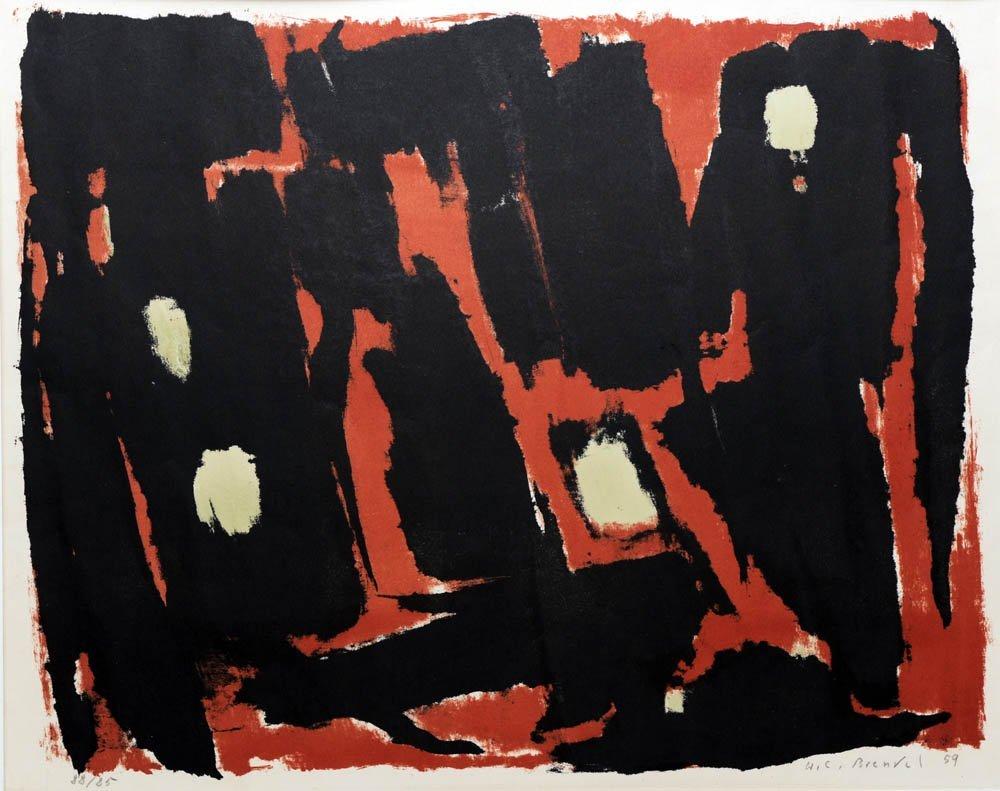 13: Walter L. Brendel, Ohne Titel, 1959