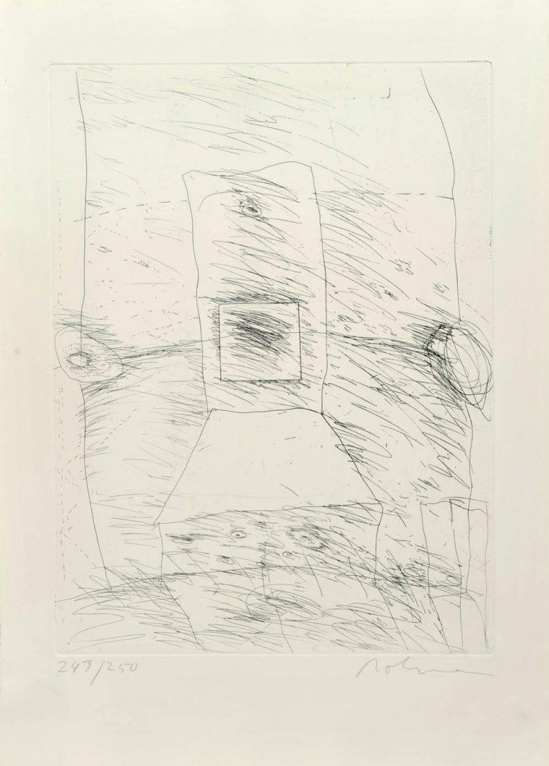 14: Karl Bohrmann, Ohne Titel, um 1970