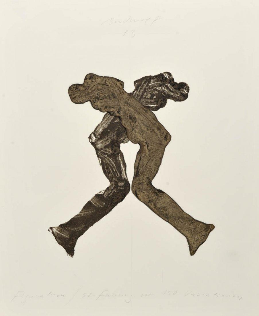 24: Jürgen Brodwolf, 'Figuration', 1983