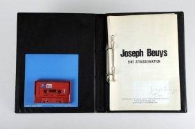 Joseph Beuys, 'Eine Strassenaktion', 1971