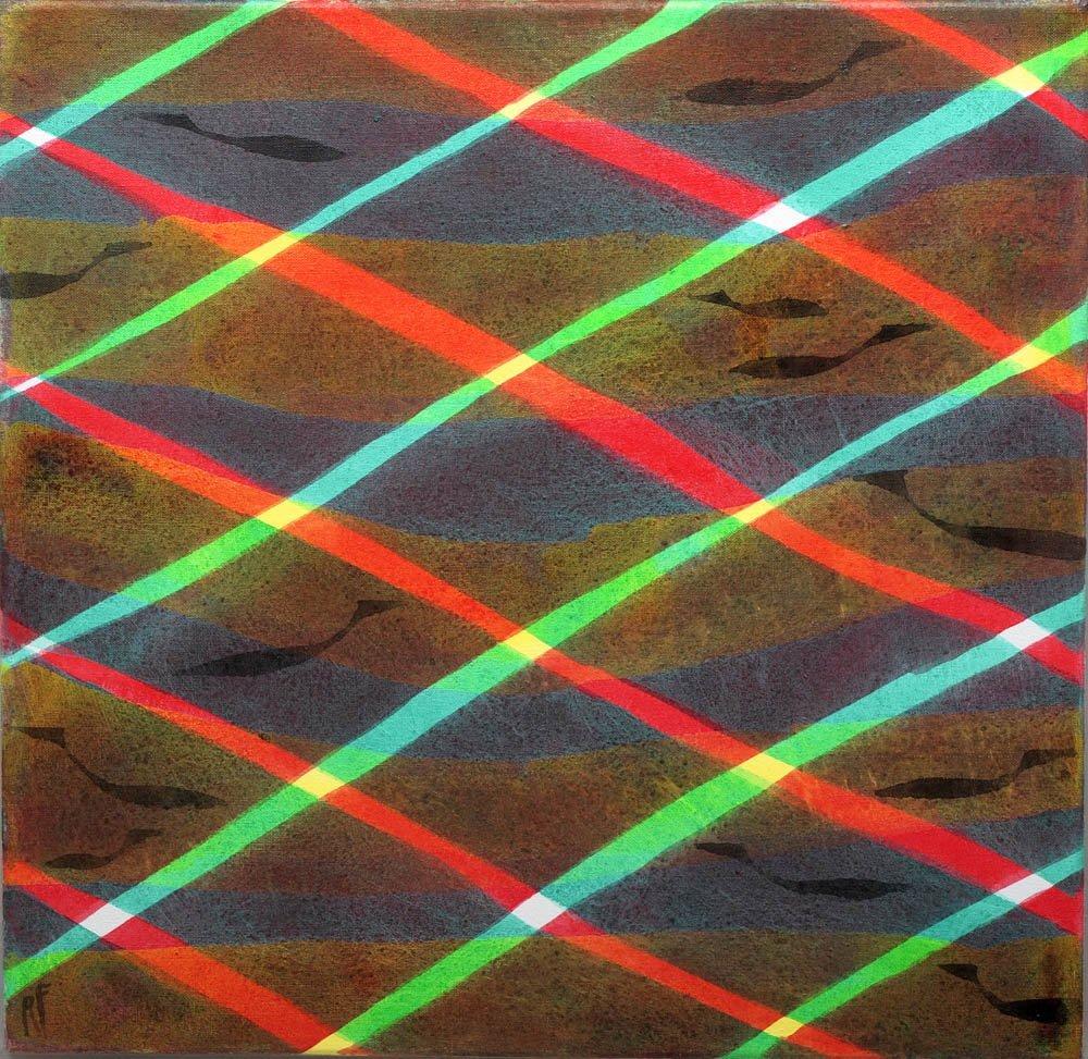 71: Reinhard Fritz, 'Laser-Licht', 2010