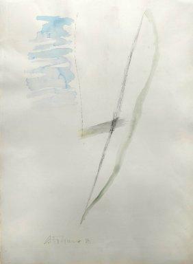 Gerhard H�hme, Ohne Titel, 1984
