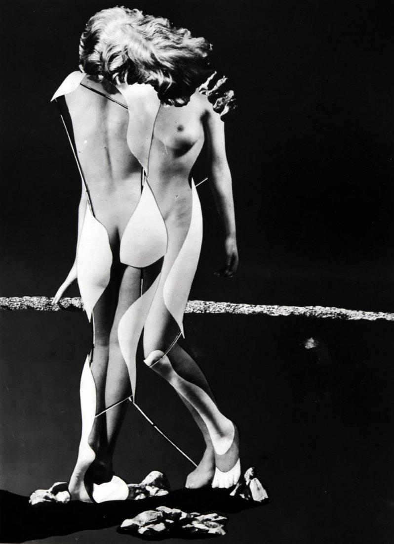 496: Raoul Ubac, Le combat de Penthèsilèe, 1937