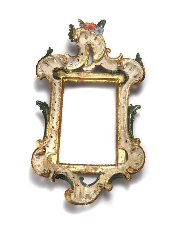 9: Süddeutschland, Rahmen, um 1760