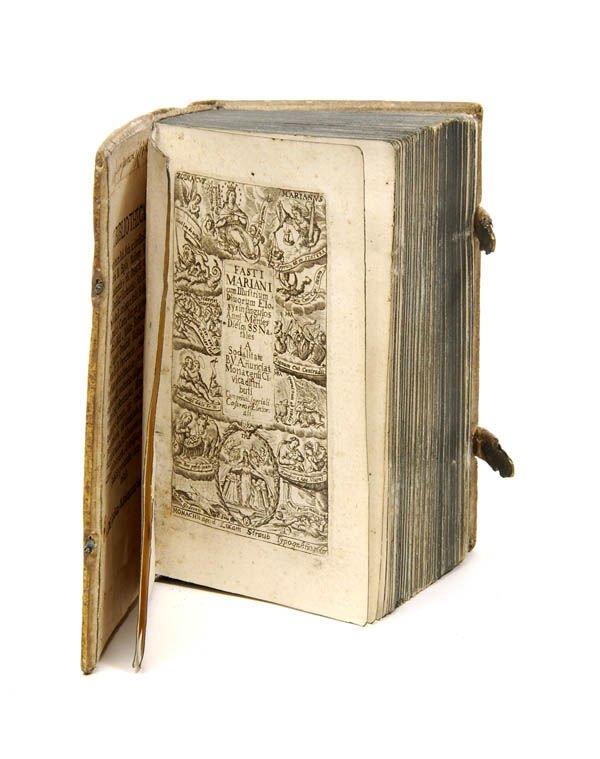 20: Fasti Mariani , München 1667