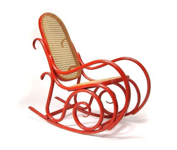 3016: Austria - Hungary, Rocking Chair for Children, ar