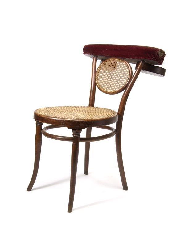 3017: Gebr. Thonet, Wien, Smoker's Chair, around 1860