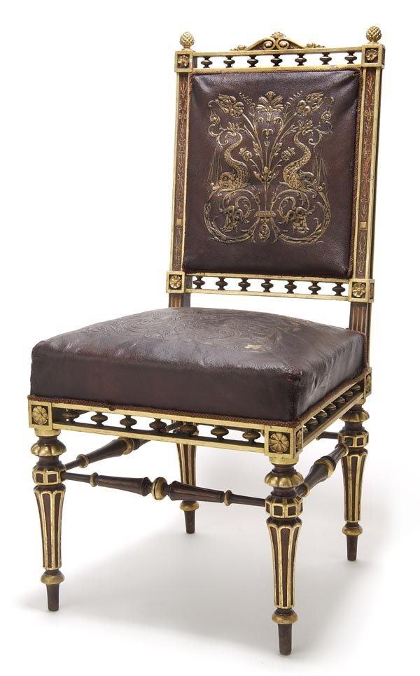 3024: Theophil Hansen, Chair, around 1866