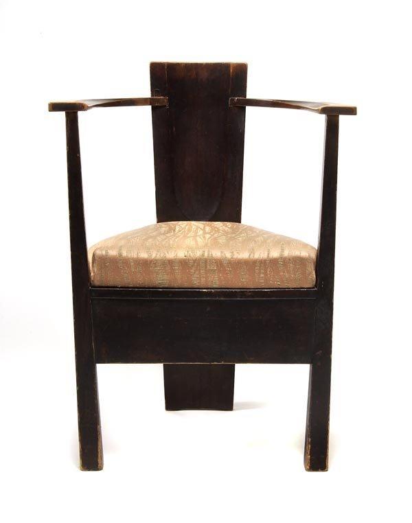 3061: Mackay Hugh Baillie Scott, Armchair, 1903