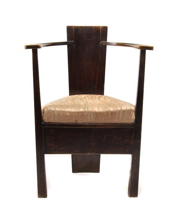 3062: Mackay Hugh Baillie Scott, Armchair, 1903