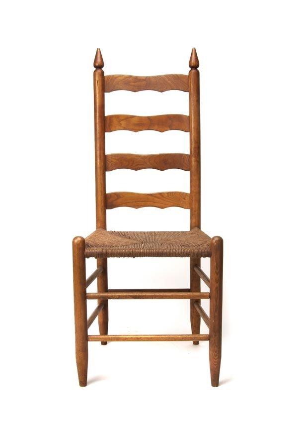 4009: England, Paar Stühle, um 1900