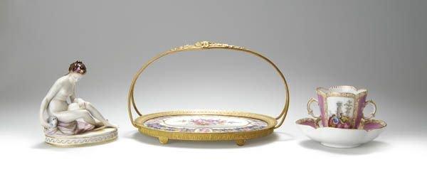 4: Königl. Porzellan-Manufaktur Berlin, Zierplatte, 190