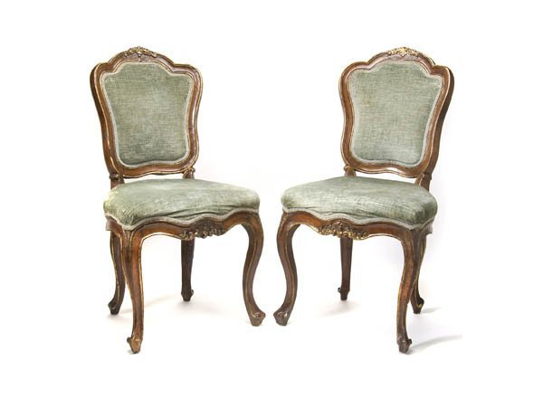 24: Main Franconia, Pair of Chairs, ca. 1750