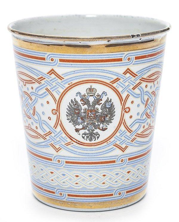 Russian Khodynka Cup of Sorrows
