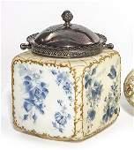 Crown Milano Cracker Jar