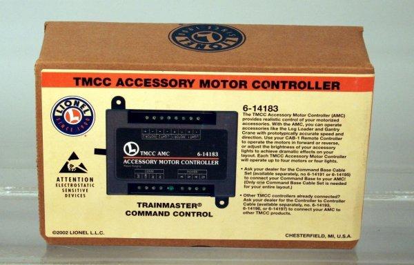 1: LIONEL 6-14183TMCC ACCESSORY MOTOR CONTROLLER Condit