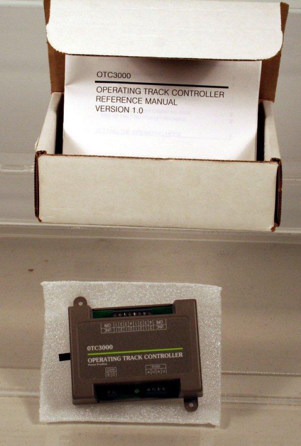 2: IC CONTROLS OTC3000 OPERATING TRACK CONTROLLER Condi
