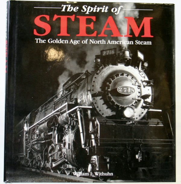 338: THE SPIRIT OF STEAM by WILLIAM WITHUHN