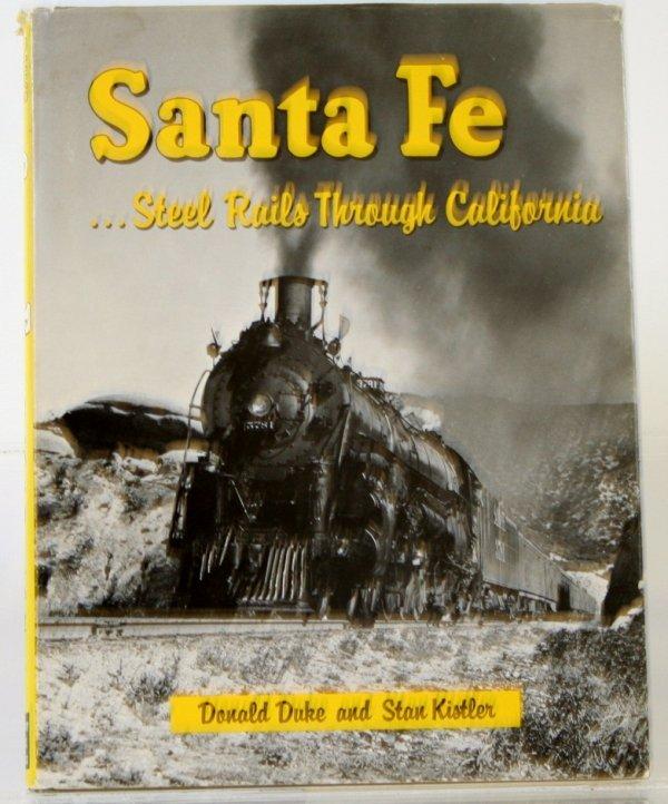347: SANTA FE STEEL RAILS THROUGH CALIFORNIA