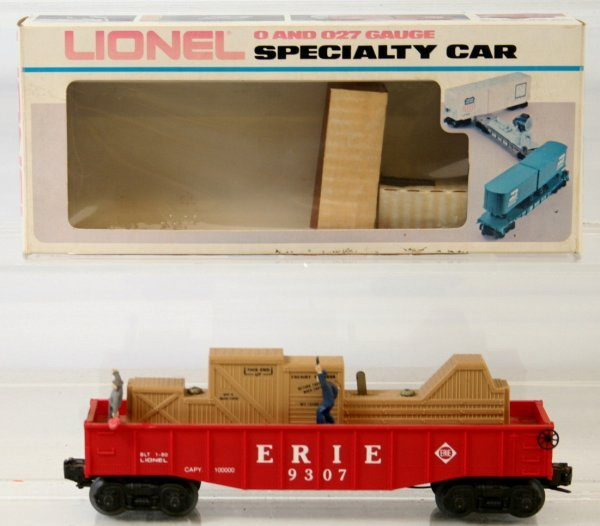 21: LIONEL ERIE ANIMATED GONDOLA    6-9307